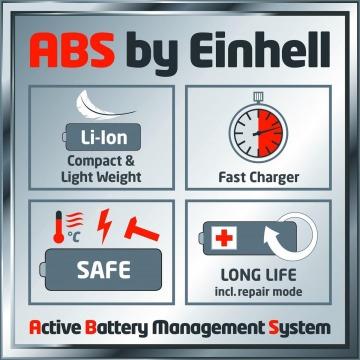 Einhell GE-CL 18 Bladblazer