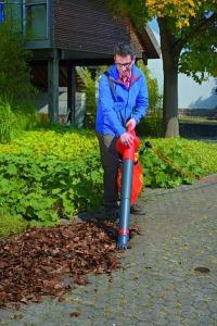 WOLF-Garten LBV 2600 E bladblazer test